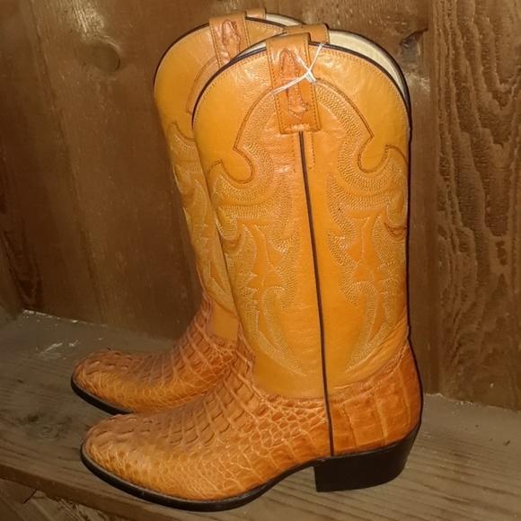 7f1bb757e97 El General cowboy boots NWT